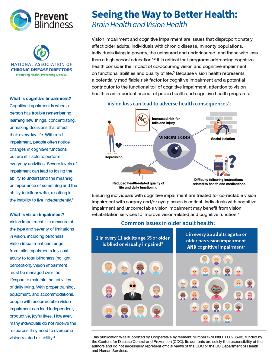 Brain and Vision Health